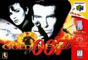 Carátula de Golden Eye 007 - N64