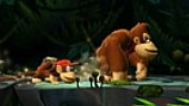 Video Donkey Kong Country Returns - Donkey Kong Country Returns: Gameplay: Selva Cooperativa