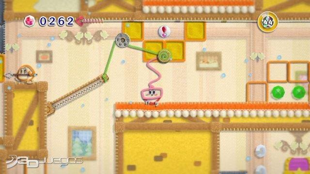 Kirby's Epic Yarn - An�lisis
