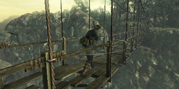 Metal Gear Solid Snake Eater 3D