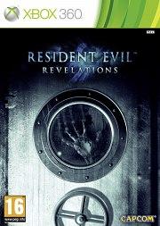 Carátula de Resident Evil: Revelations - Xbox 360