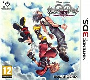 Carátula de Kingdom Hearts 3D - 3DS