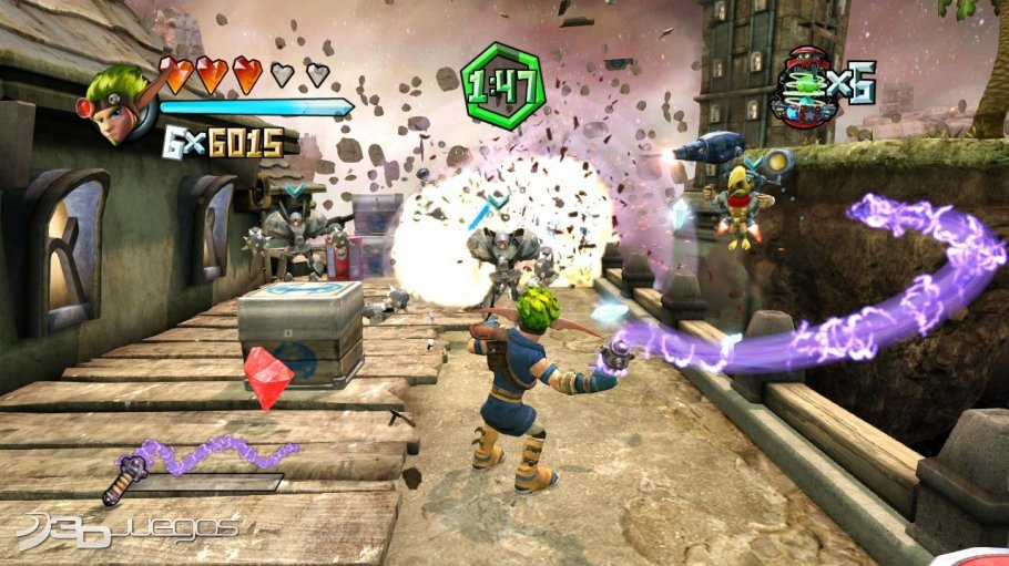 PlayStation Move Heroes - An�lisis