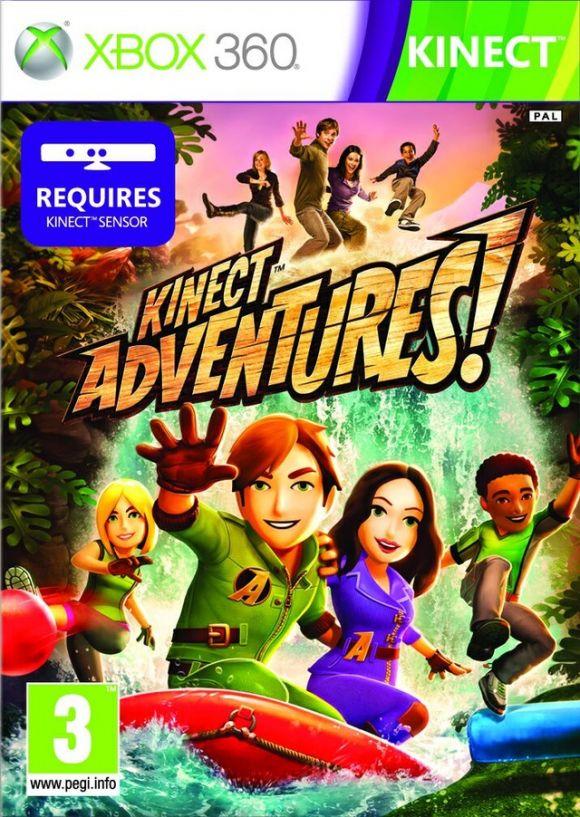 Kinect Adventures Para Xbox 360 3djuegos