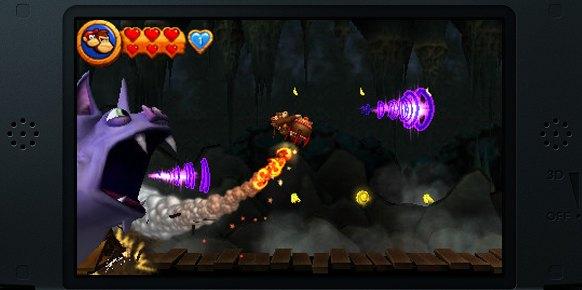 Donkey Kong Country 3D: Donkey Kong Country 3D: Impresiones jugables