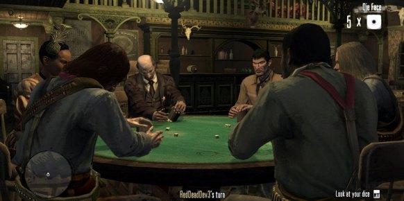 RDR Mentirosos y Tramposos Xbox 360