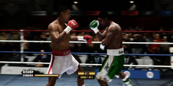 Fight Night Champion (PlayStation 3)