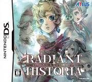Carátula de Radiant Historia - DS