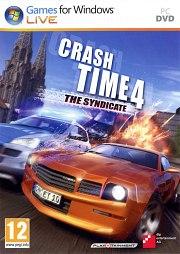 Carátula de Crash Time 4: The Syndicate - PC