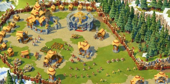 Age of Empires Online an�lisis