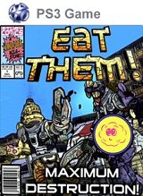 Eat Them! PS3