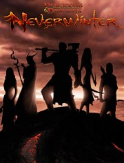 Car�tula oficial de Neverwinter PC