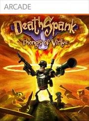 Carátula de DeathSpank: Thongs of Virtue - Xbox 360