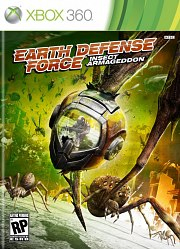 Carátula de Earth Defense Force: Insect Armageddon - Xbox 360