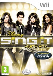 Disney Sing It: Party Its Wii