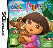 Carátula de Dora la Exploradora: Puppy - DS