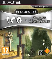 Carátula de Ico and Shadow of the Colossus - PS3