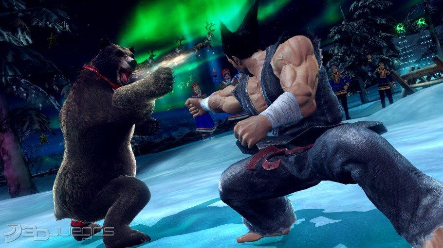 Tekken Tag Tournament 2 - Entrevista Katsuhiro Harada