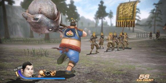 Dynasty Warriors 7 an�lisis