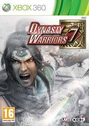 Carátula de Dynasty Warriors 7 - Xbox 360
