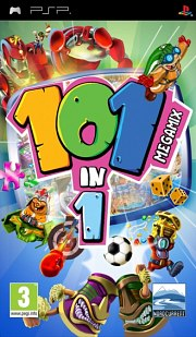 101 in 1 Megamix PSP