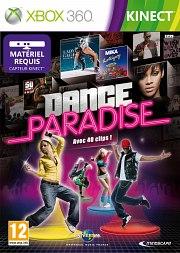 Carátula de Dance Paradise - Xbox 360