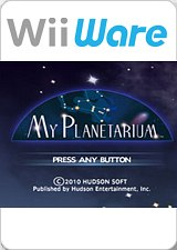 Carátula de My Starry Night - Wii
