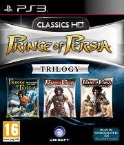 Carátula de Prince of Persia: Trilogía HD - PS3