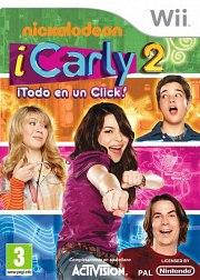 Carátula de iCarly 2: iJoin The Click! - Wii