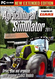 Agricultural Simulator 2011 PC