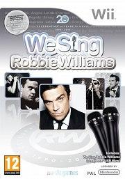 We Sing: Robbie Williams Wii