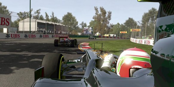 F1 2011: Impresiones jugables Beta
