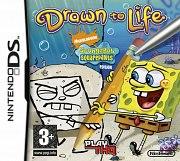 Carátula de Drawn to Life: SpongeBob Squarepants Edition - DS