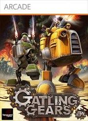 Carátula de Gatling Gears - Xbox 360