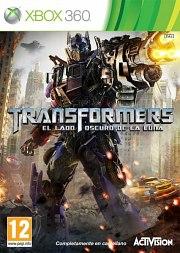 Carátula de Transformers: Dark of the Moon - Xbox 360