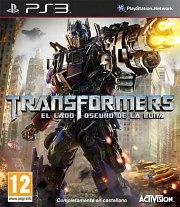 Carátula de Transformers: Dark of the Moon - PS3