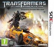 Carátula de Transformers: Dark of the Moon - 3DS