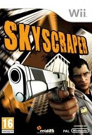 Carátula de Skyscraper - Wii