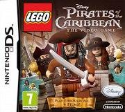 Carátula de LEGO Piratas del Caribe - DS