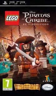 Carátula de LEGO Piratas del Caribe - PSP