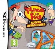 Phineas y Ferb: Nuevas Atracciones