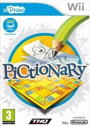 Carátula de Pictionary - Wii
