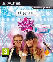 Carátula de SingStar: Patito Feo - PS3
