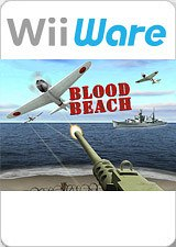 Carátula de Blood Beach - Wii