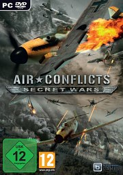 Car�tula oficial de Air Conflicts: Secret Wars PC