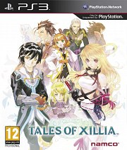 Carátula de Tales of Xillia - PS3