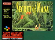 Secret of Mana SNES