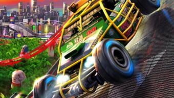 Anunciado el remake de Trackmania Nations, el juego de carreras que te permite crear tus circuitos