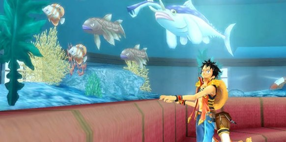 One Piece Unlimited Cruise Special an�lisis