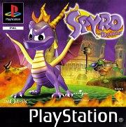 Carátula de Spyro The Dragon - PS1